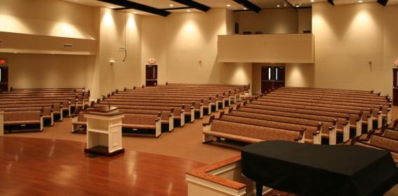Muebles para iglesias, sillas para iglesias, bancos para iglesias ...